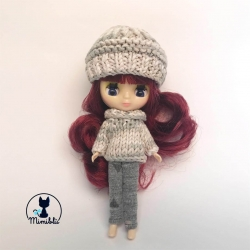 Outfit Jaspeado Petite