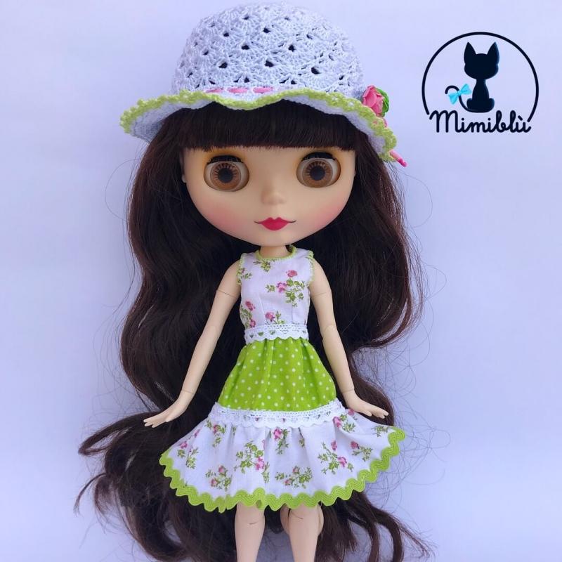 Outfit Vestido Verde