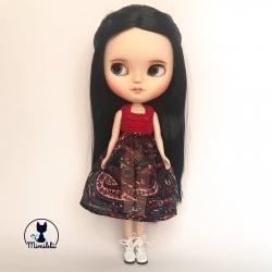 Maroon Summer Dress